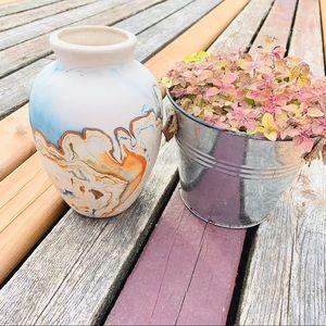 Nemadji Native American Vintage Pottery Vase